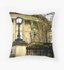 LIVERPOOL LIBRARY Throw Pillow