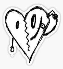 XXXtentacion Bad Vibes Forever Sticker