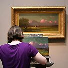 Painting - Martin Johnson Heade by WalnutHill