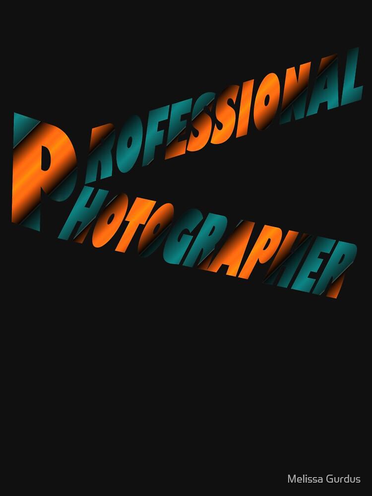 Professional Photogapher by mgurdus