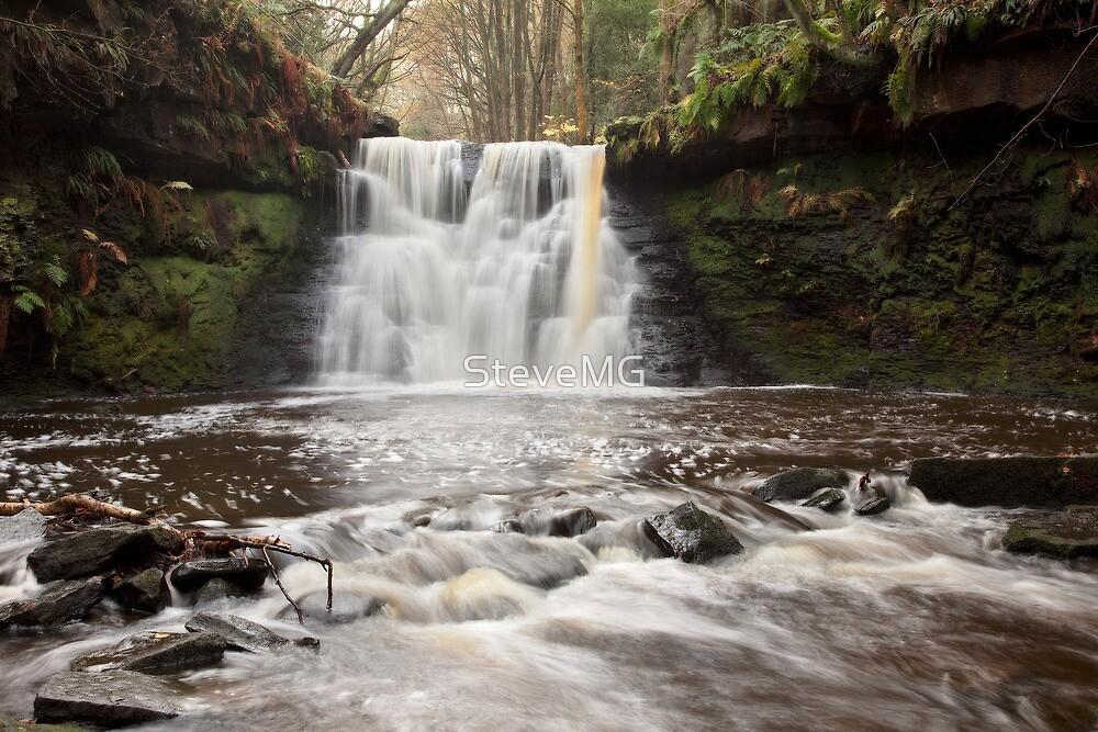 Goit Stock Waterfall by SteveMG