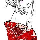 Kimono by itsallihere