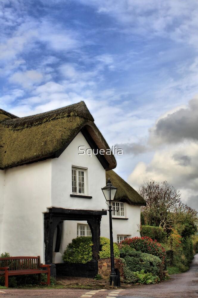 Coleford, Devon by Squealia