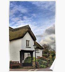 Coleford, Devon Poster