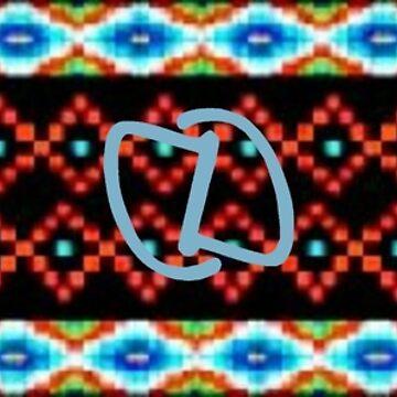 Tribal Stripe 2 by DahnDahlas
