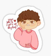 Motivational Jeongin Sticker Sticker