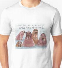 Walrus Minions Unisex T-Shirt