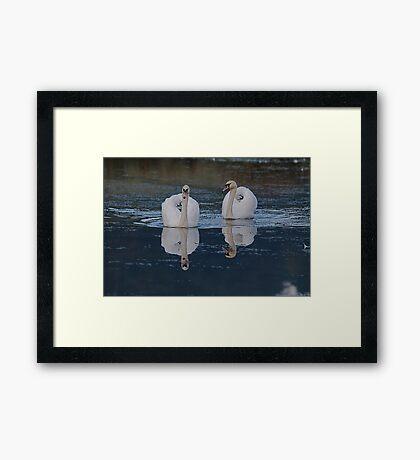 Magra 4 Framed Print