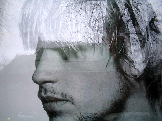 Grey Man, Sweden by John Douglas