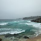 Tamarama on an Overcast Day by HaskelR