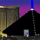 Las Vegas Strip by urbanphotos