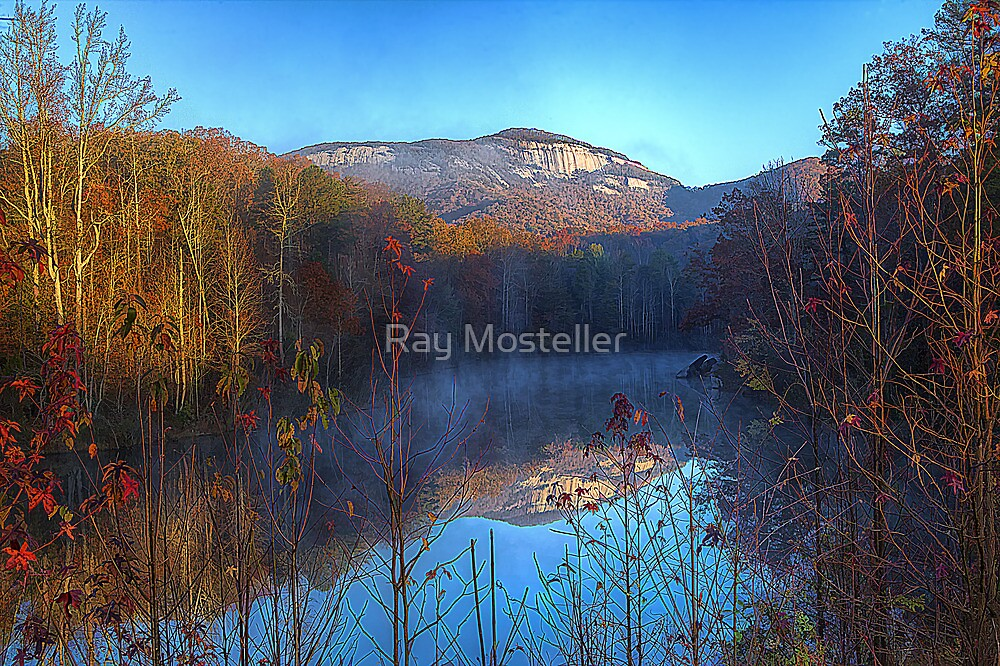 8359 - Steamed Reflections by Ray Mosteller