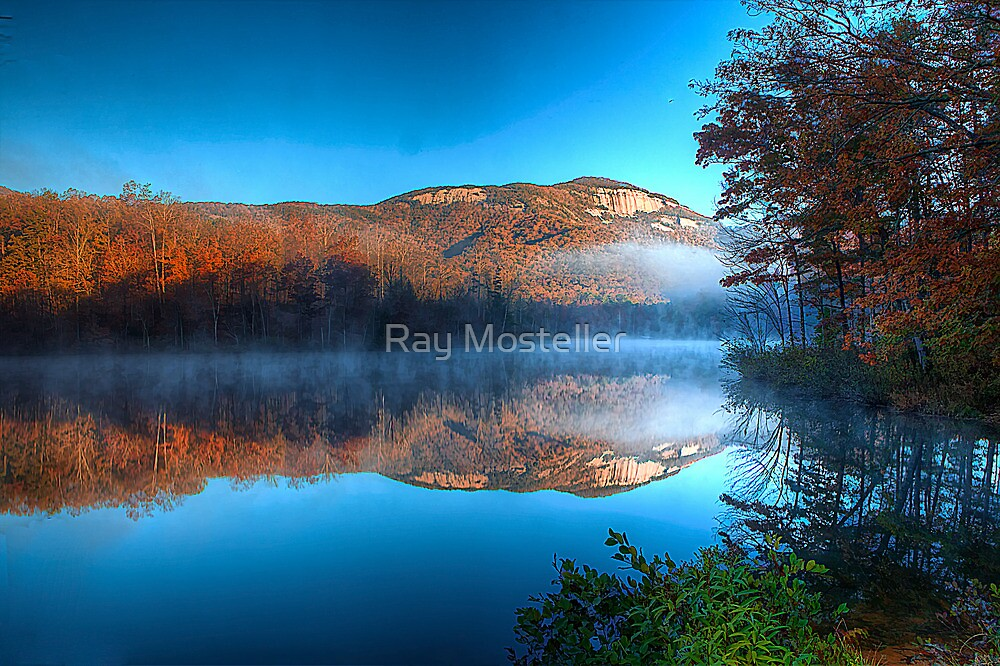 8374 - Table Rock Reflections by Ray Mosteller