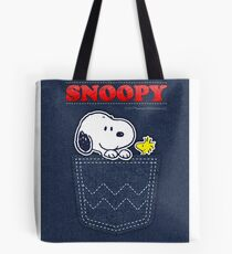 CasesNoopy Tote Bag