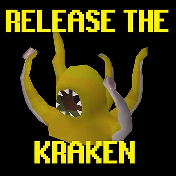 RELEASE THE KRAKEN by pinkbutter