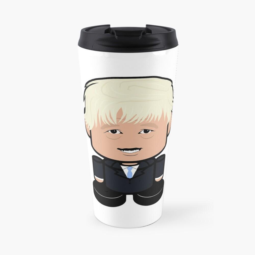 Bojo POLITICO'BOT Toy Robot Travel Mug