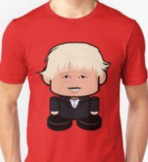 Bojo POLITICO'BOT Toy Robot Unisex T-Shirt