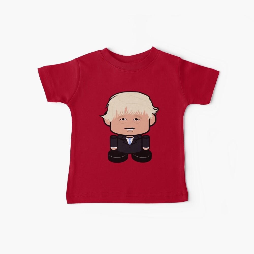 Bojo POLITICO'BOT Toy Robot Baby T-Shirt