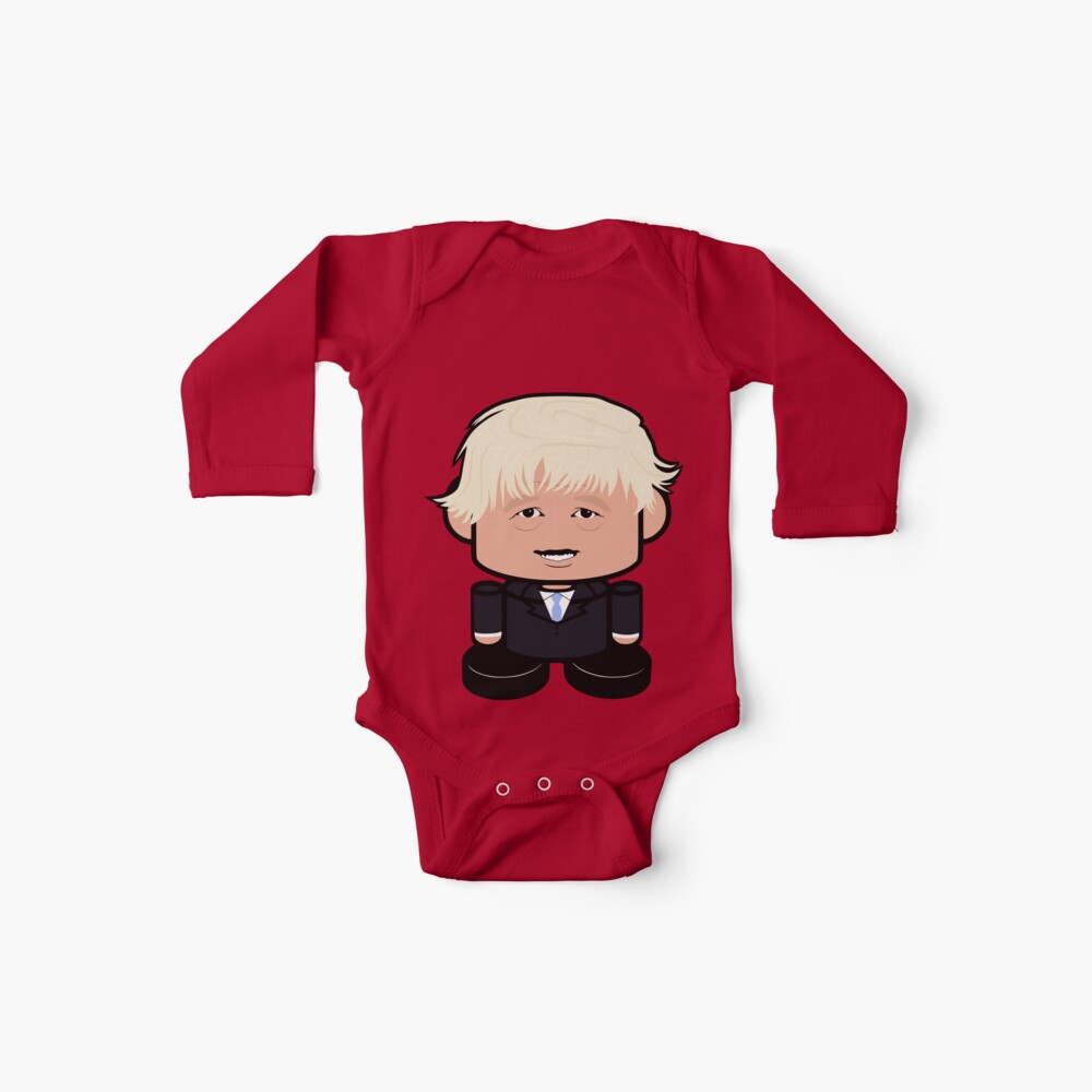 Bojo POLITICO'BOT Toy Robot Baby One-Piece