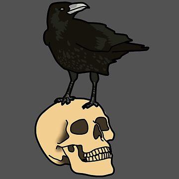 crow by daisy-sock