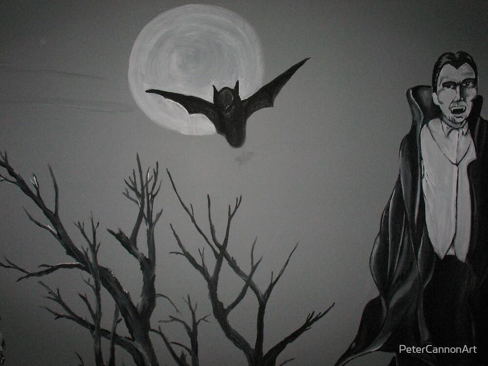 Dracula by PeterCannonArt