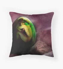 Hatching the Soul Throw Pillow