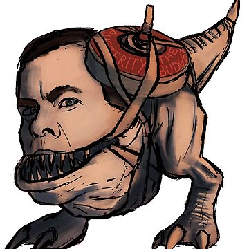 George Osbourne Squig by marvellyous