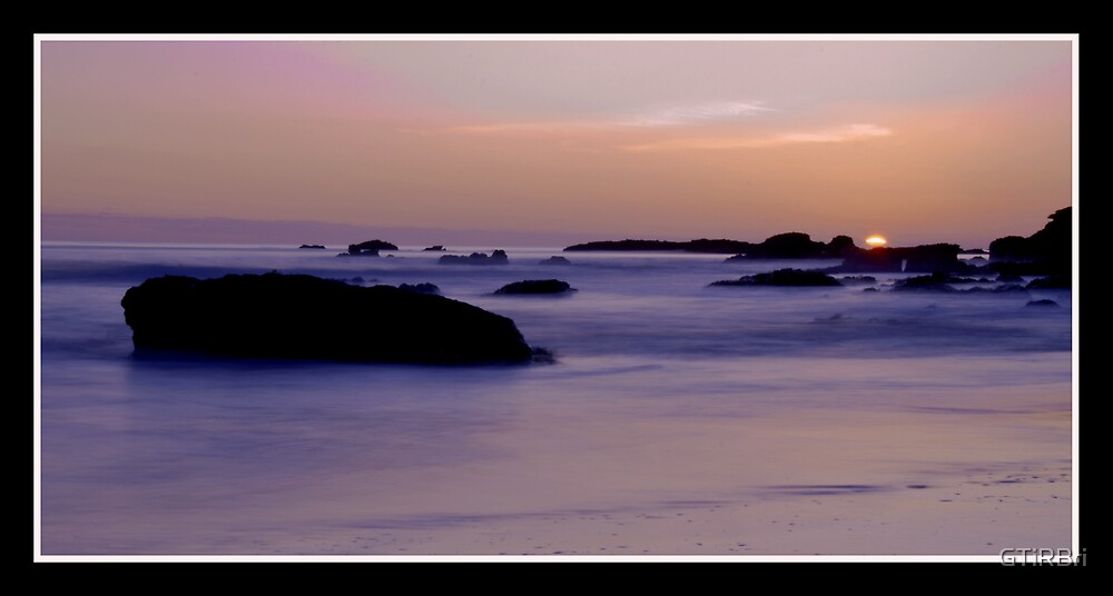 Sunrise in Marsden Bay by GTiRBri