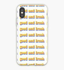 Good and Fresh James Charles iPhone Case