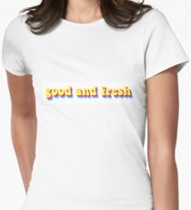 Good and Fresh James Charles Women's Fitted T-Shirt