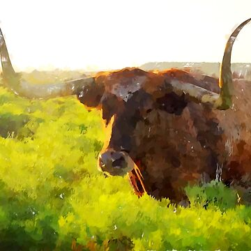 Texas Longhorn 2 by ChrisButler