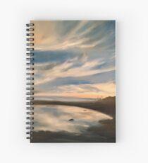 Shoals of Cape Fear Spiral Notebook
