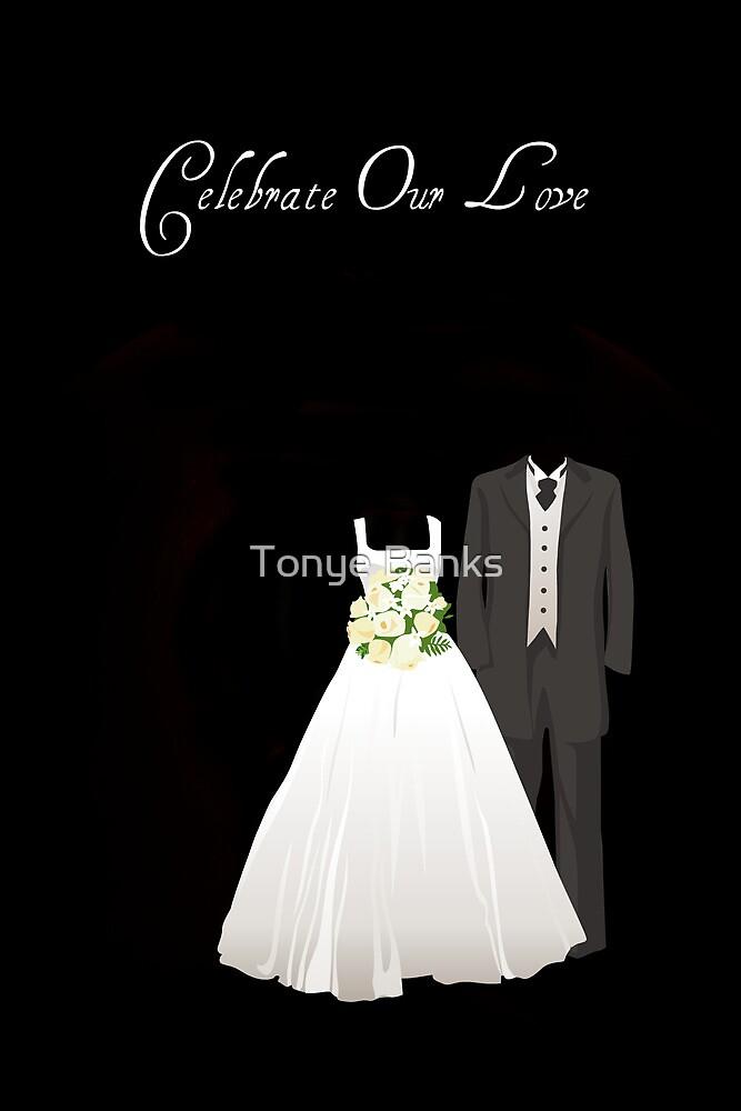 Wedding Celebration by Tonye Banks