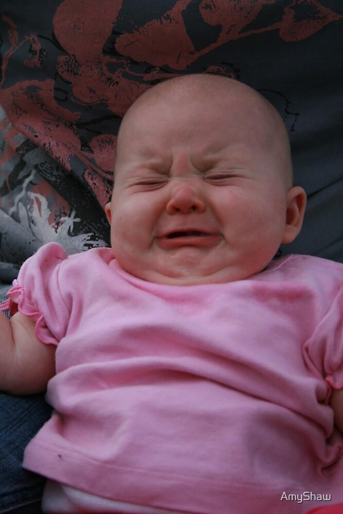 Not Happy Mummy by AmyShaw