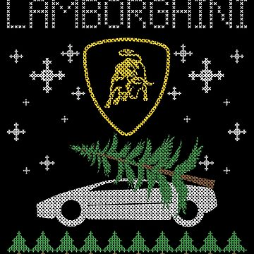 LAMBORGHINI CHRISTMAS by CUTOCARS