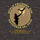 World Falconry Day November 16, 2018  by Robert Diebold