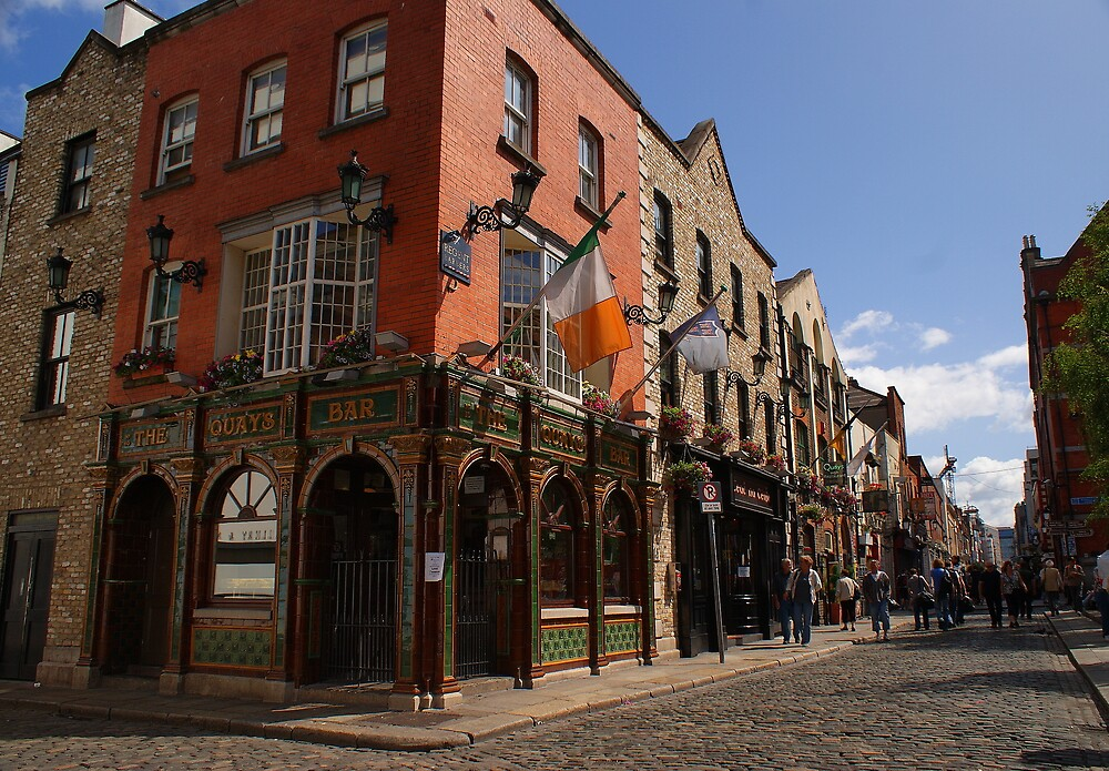 Temple Bar by Alan Wright