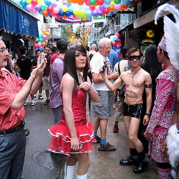 Bangkok Pride Parade  by JohnDouglas