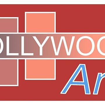 Hollywood Arts by chrisisreed