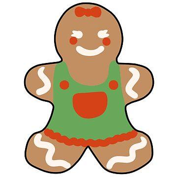gingerbread lady by daisy-sock