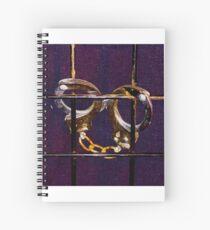 Cuffs Spiral Notebook