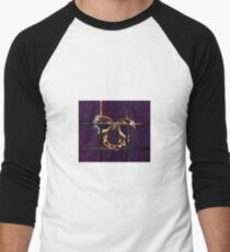 Cuffs Men's Baseball ¾ T-Shirt