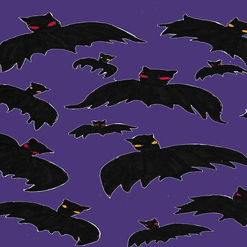 Vampire Bats by KawaiiNMore