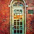 Enchanted door.... by DaveHrusecky