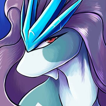 Suicune by Draikinator