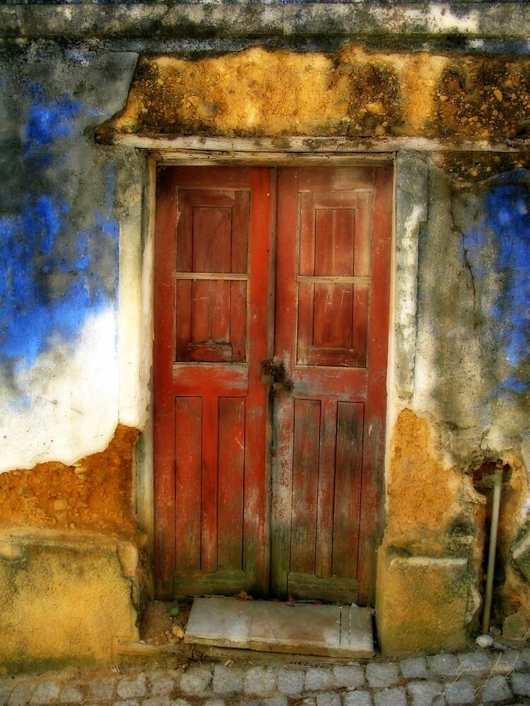 The Red Door by Graham Ettridge