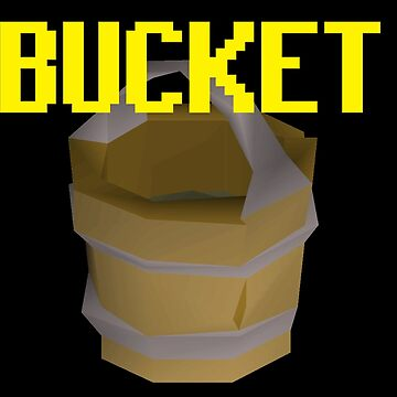 BUCKET by pinkbutter