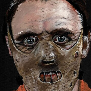 H is for Hannibal Lecter by ChantalHandley-