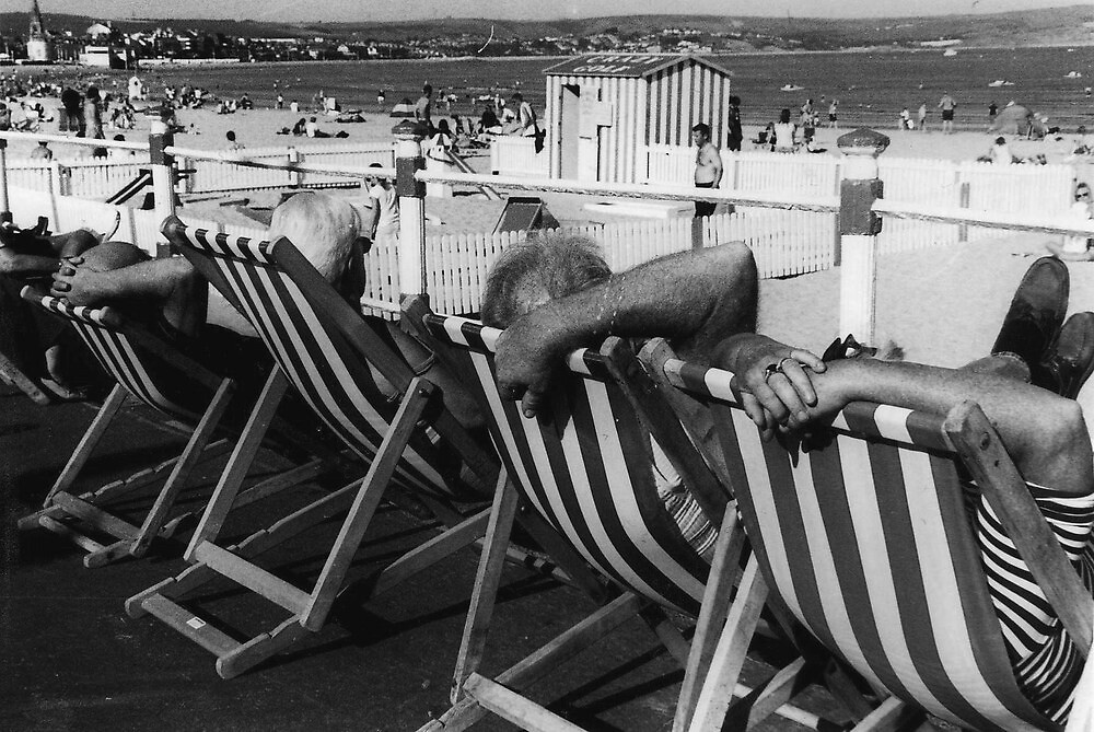 Deckchairs by BelMcCabe
