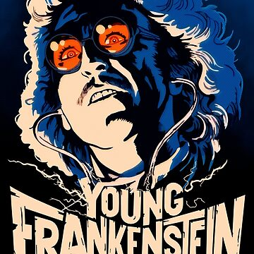 Frankenstein - Gene Wilder by AkiraFussion